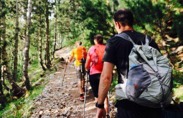 Hiking Olympus