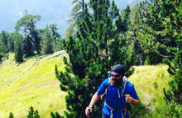 Olympus Hiking