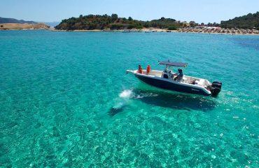 Cruising Boat Triton