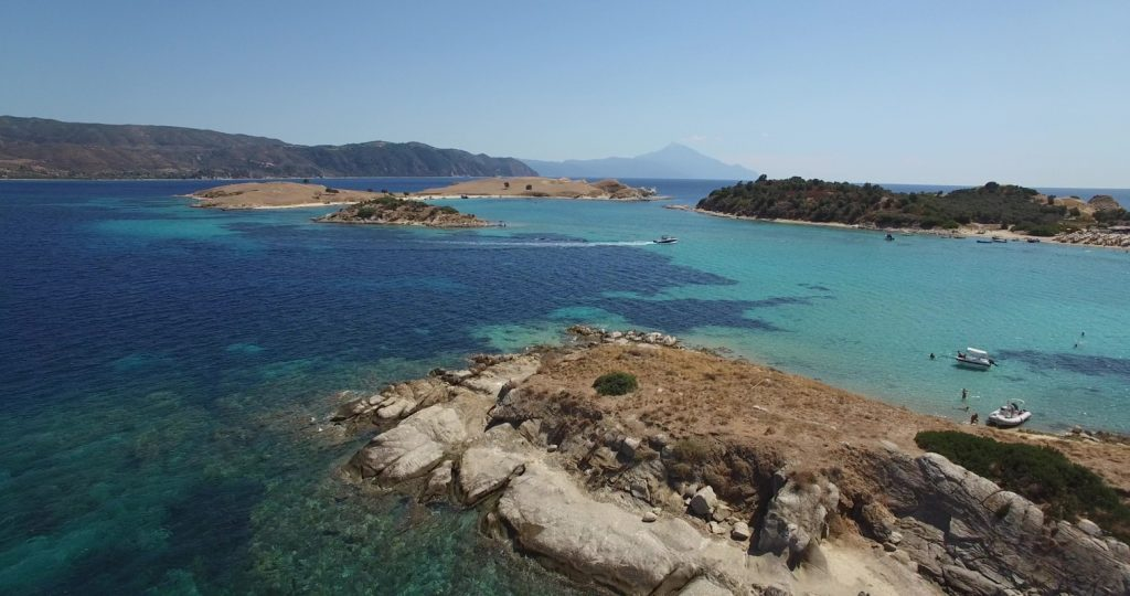 rent a boat sithonia