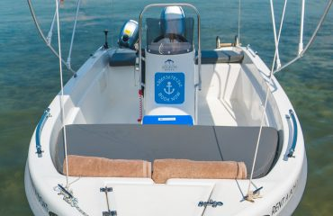 EAGLE rent a boat-436