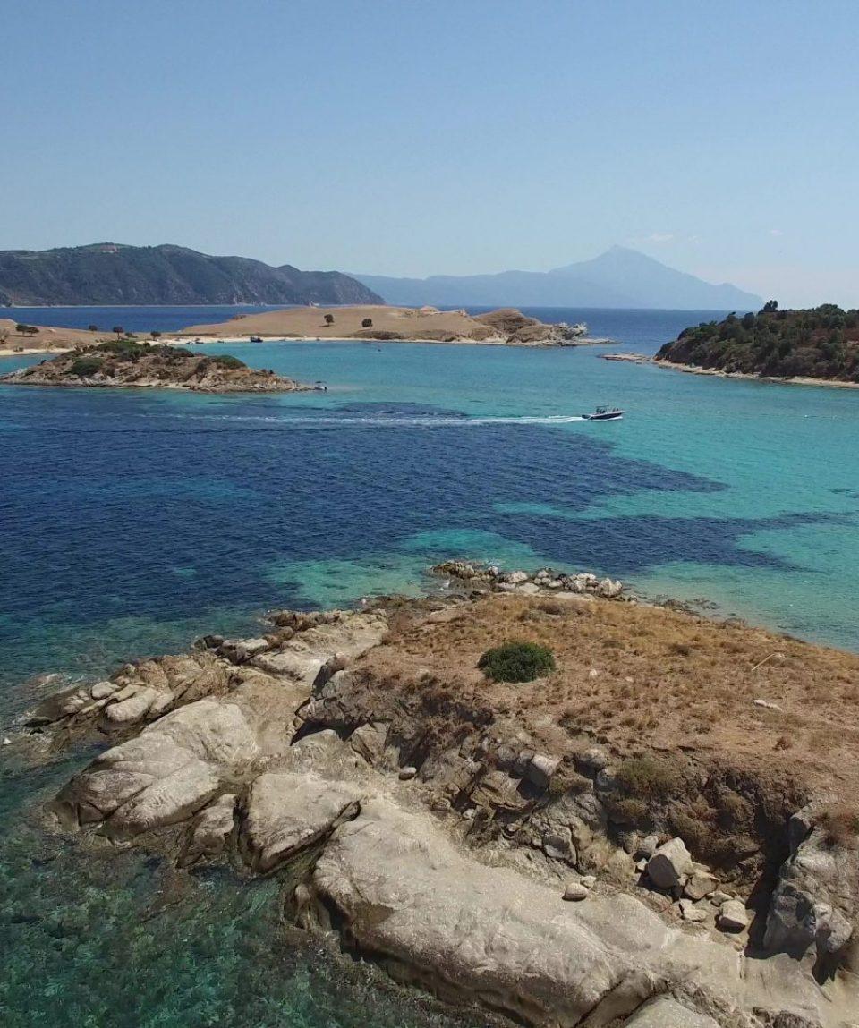 Explore Drenia Islands