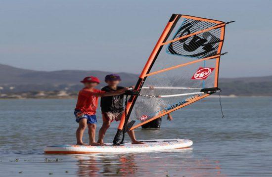 windsurfing Halkidiki