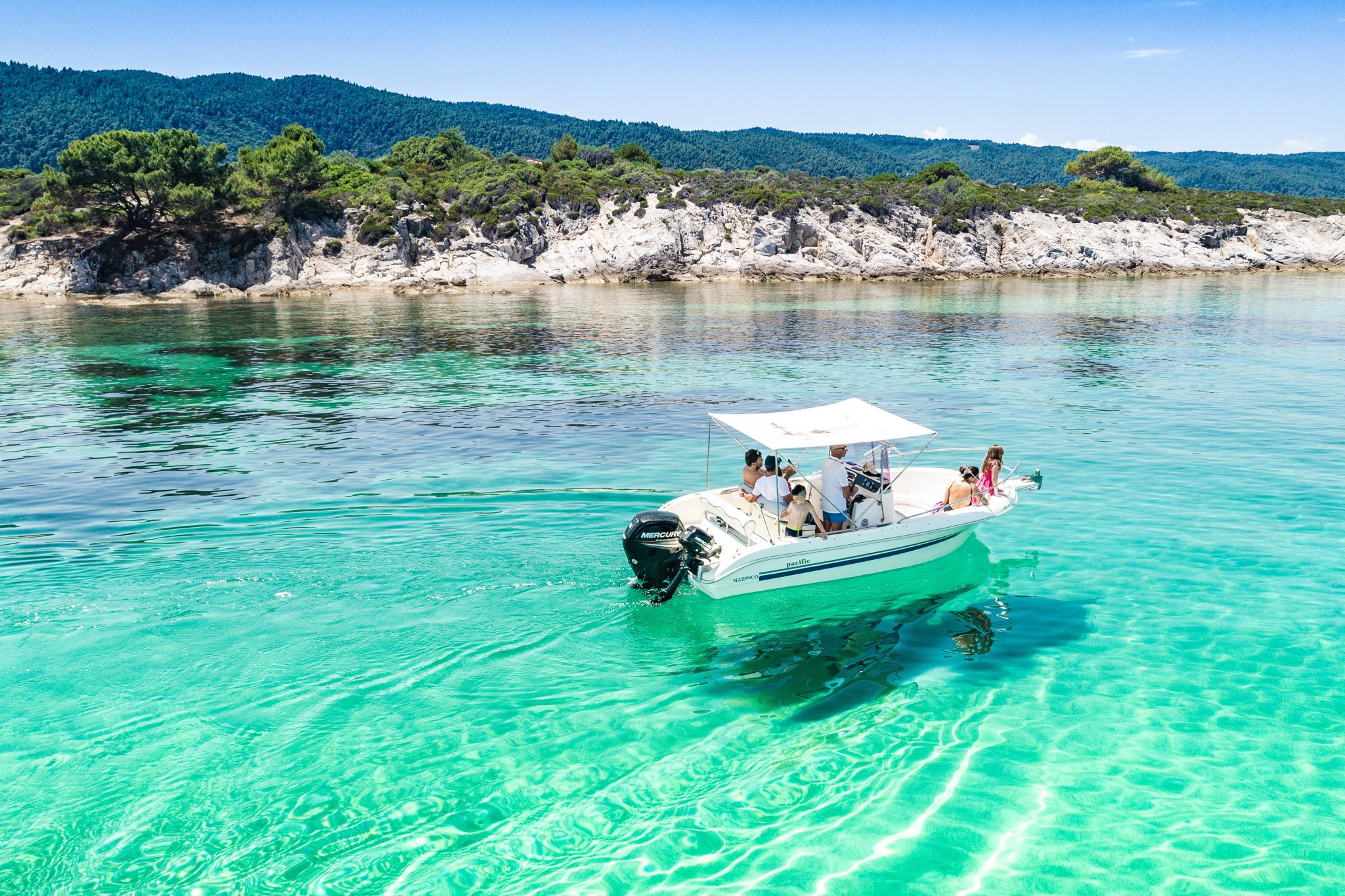 POSEIDON rent a boat
