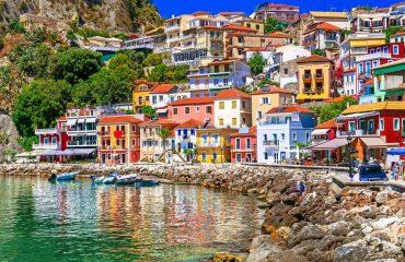 Parga village Epirus